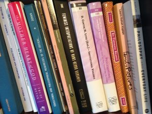 Bookshelf of Academic Publications of Laura Duhan Kaplan