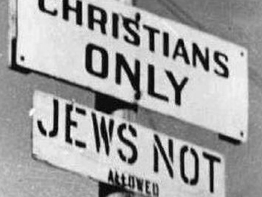 Antisemitism. Why some Christians don't repudiate it. And why many Christians do!