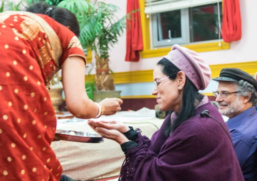 A Precious Resource: Found at Durga Puja