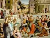 Assault on Dina: A Frighteningly Modern Biblical Fable