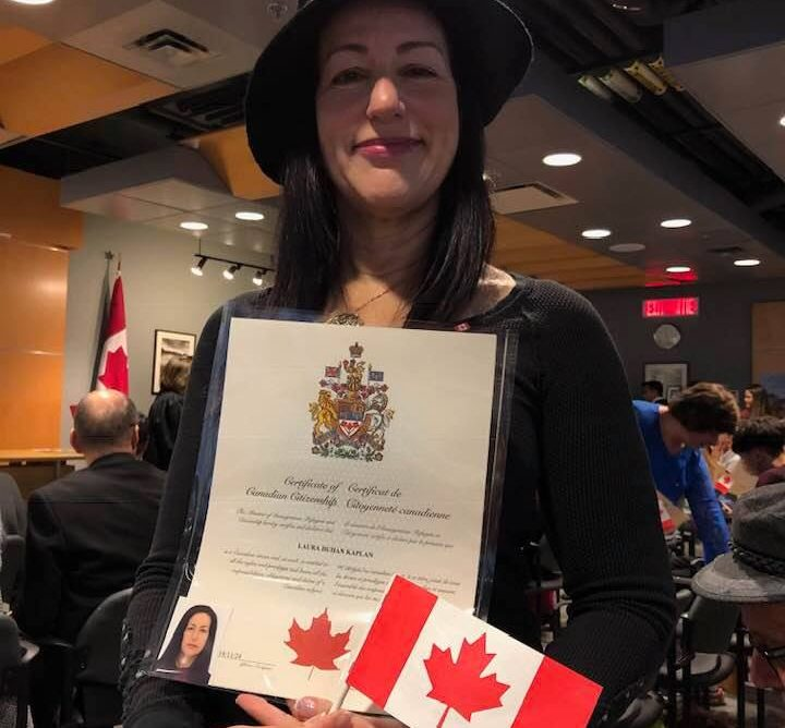 New Citizen of Canada: Time for a Life Review