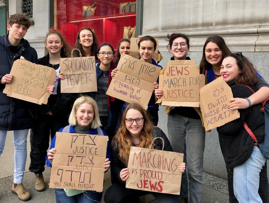 Women's March 2019: March On, Vancouver Women!
