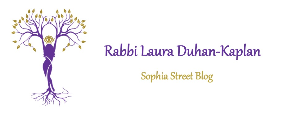 Rabbi Laura Duhan-Kaplan on Sophia Street