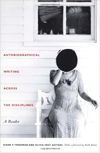 autobiographical writing across the disciplines cover