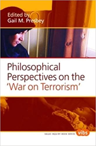 philosophical perspectives war on terrorism